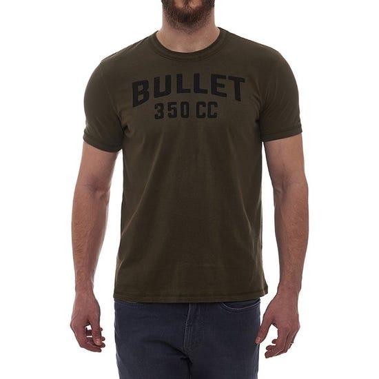 Isdt Winner T-Shirt Olive Green