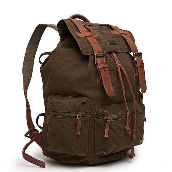 Pegasus Backpack Olive Green