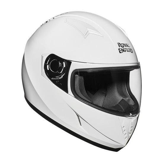 Pure Motorcycling Helmet White
