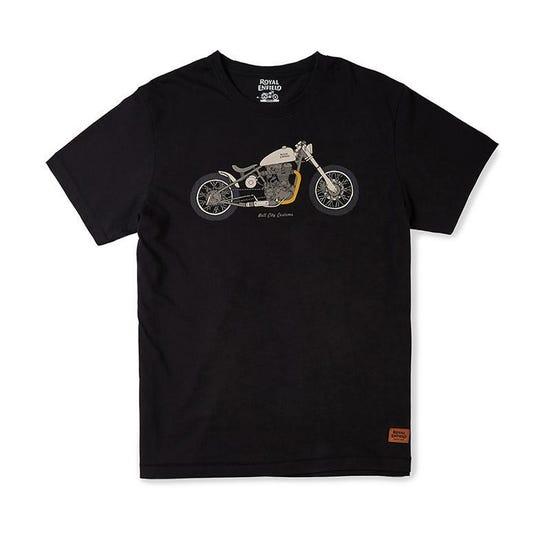 Bull City Customs T-Shirt Black