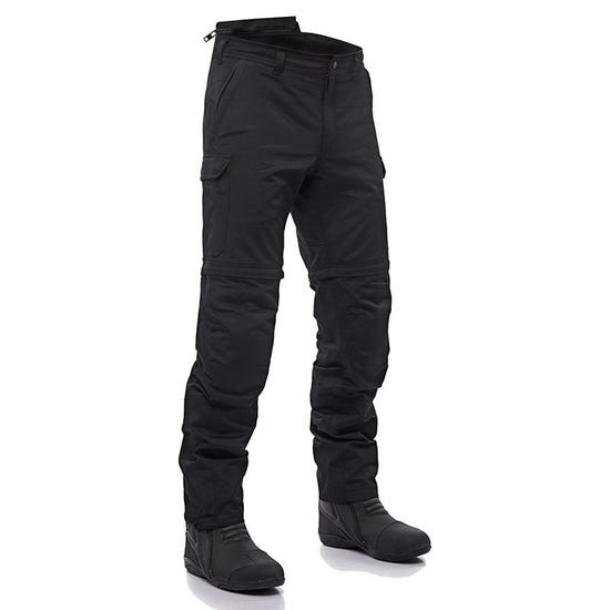Convertible Riding Trouser Black