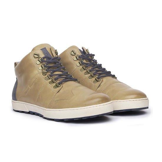 Geoff Sneakers Tan Brown