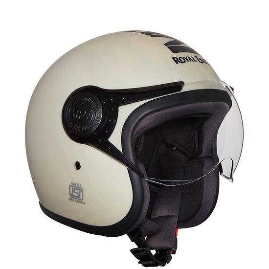 Metamorph Helmet Matt Marble White