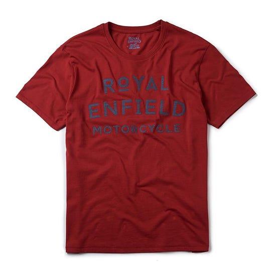 Ordinal T-Shirt Red