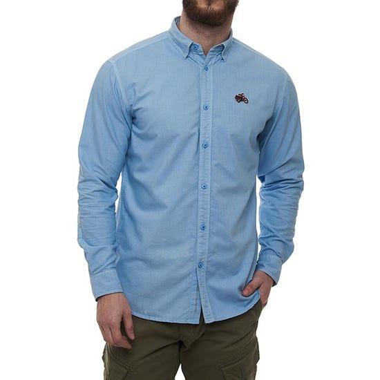 Standard Oxford Shirt Light Blue
