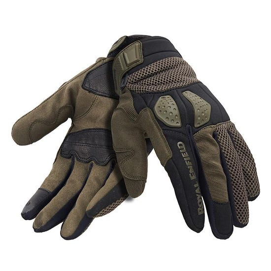 Trailblazer Gloves Moss Green
