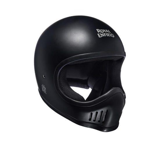Urban Trooper Helmet Matt Black