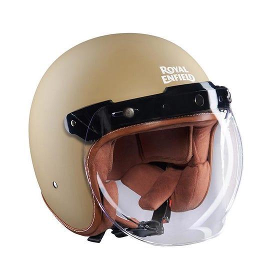 Bobber Helmet Matt Desert Storm