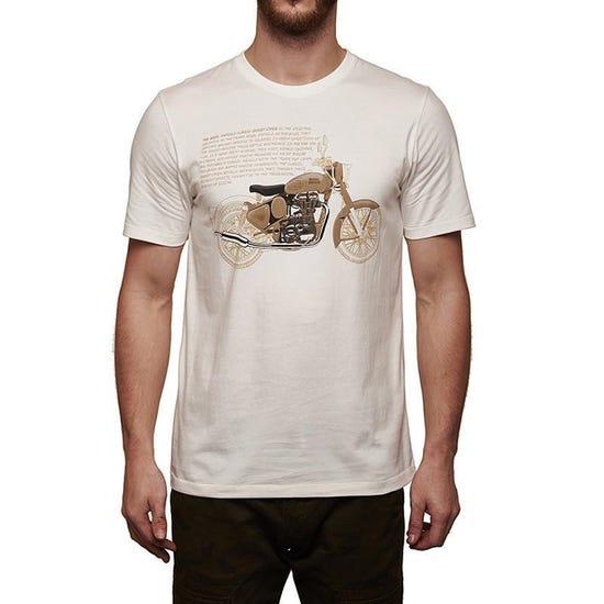 Classic Desert Storm T-Shirt Off White