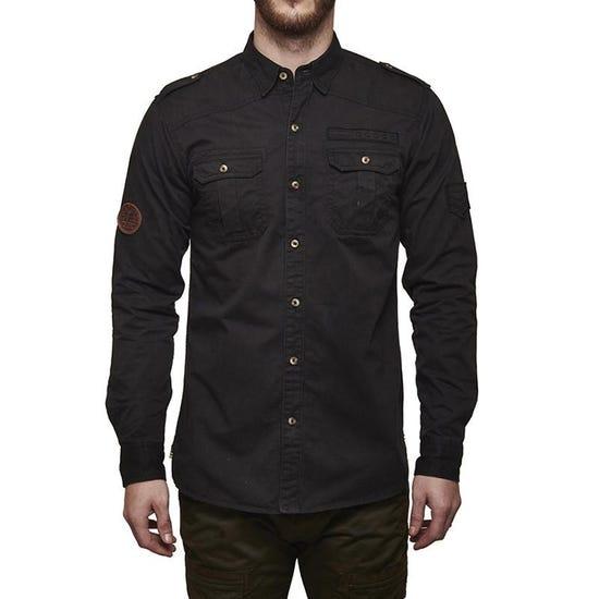 Squadron Shirt Charcoal