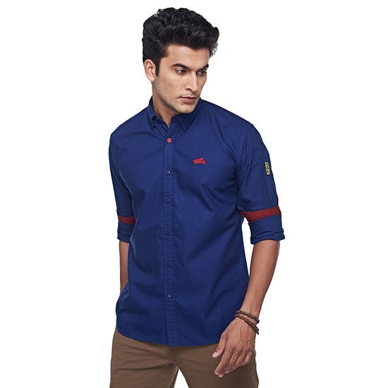 City Ride Shirt Navy