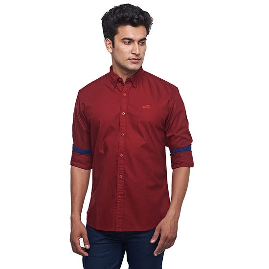 City Ride Shirt Red