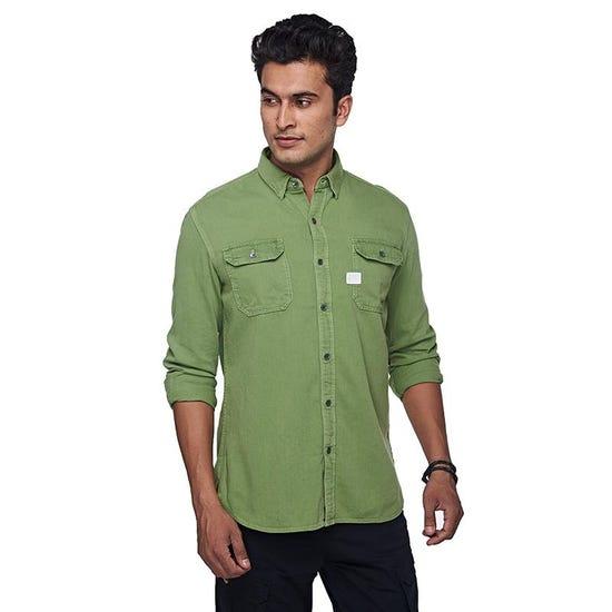 Wanderer Shirt Light Green