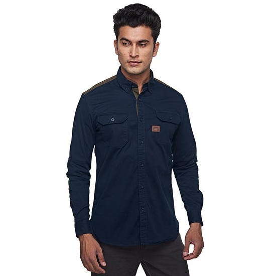 Tourer Shirt Navy