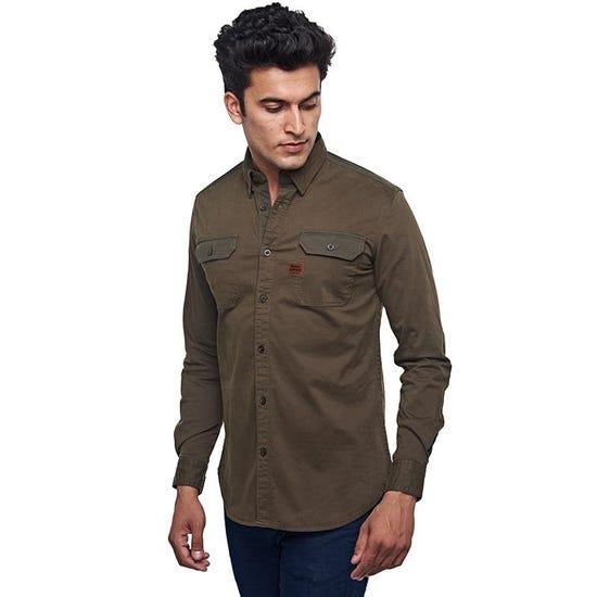 Tourer Shirt Olive