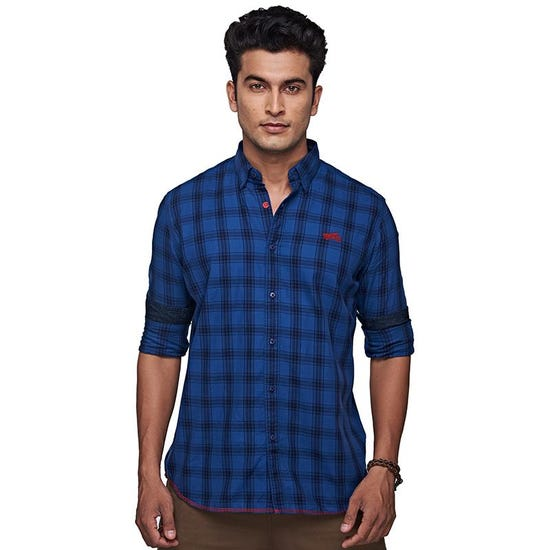Classic Rider Shirt Blue