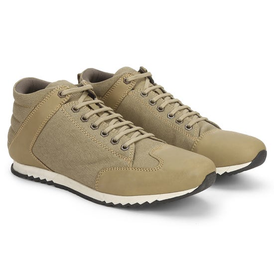 ROMP SNEAKERS-DARK KHAKI