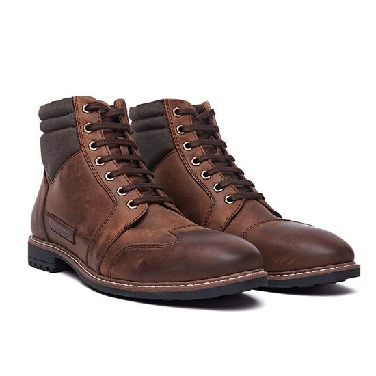 Commando Boots Brown