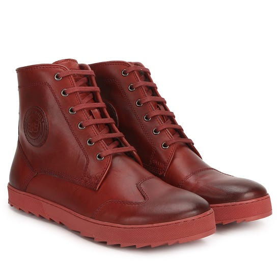 TBX RETRO SNEAKERS-RED