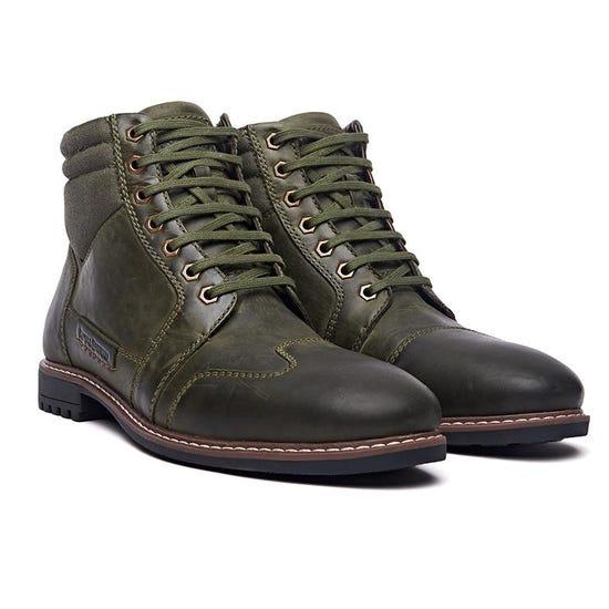 Commando Boots Olive