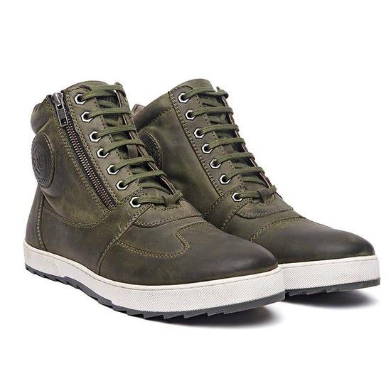 Wanderer Boots Olive