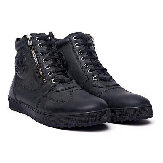 Wanderer Boots Black