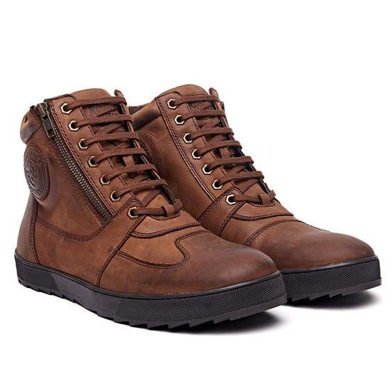 Wanderer Boots Brown