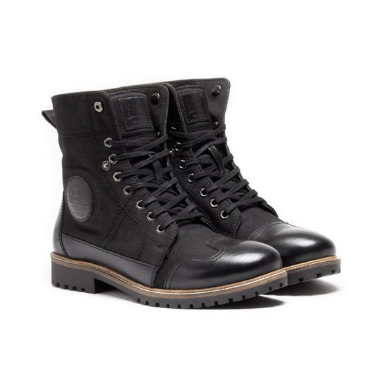Tanker Boots Black