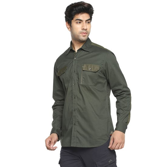 Jersey Shirt-Dark Grey