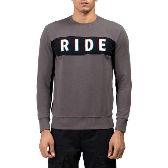 Classico Sweatshirt Charcoal