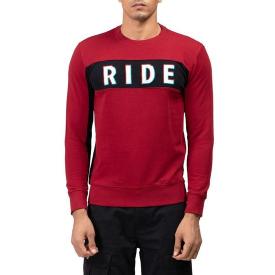 Classico Sweatshirt Red Wine