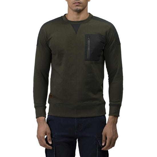 Faith Sweatshirt Olive