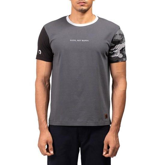 Deeds T-Shirt Charcoal