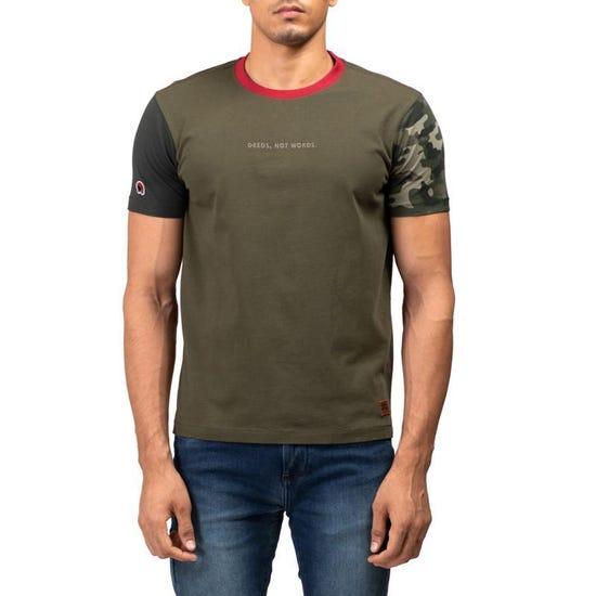 Deeds T-Shirt Olive
