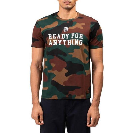 Ready Camo T-Shirt Brown
