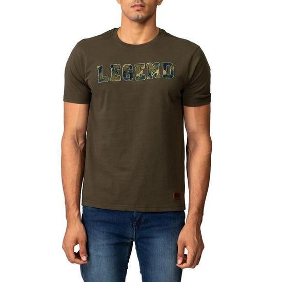 Legend Camo T-Shirt Olive