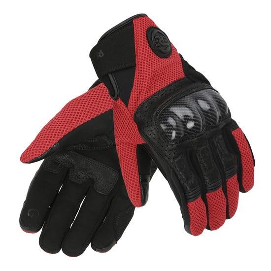WINDSTORM GLOVES BLACK & RED