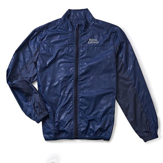 All Time Windcheater Camo Blue